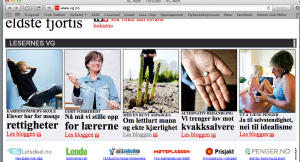 Aspargeshistorien i VG!