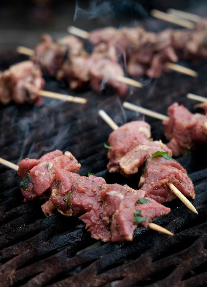 8. Kebab etterpå