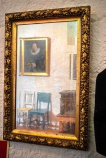 Selveste Petter Dass, det kjente bildet henger i kirken